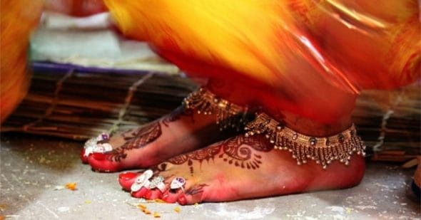 5 Types Of Traditional Toe Rings That Have Ruled For Centuries