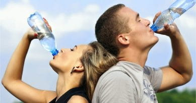 Why You Must Never Drink Water Standing Up