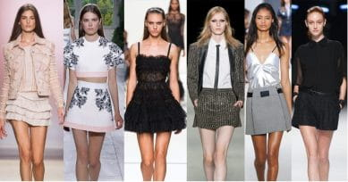 5 Stylish Mini-Skirt Looks You Must Try Out