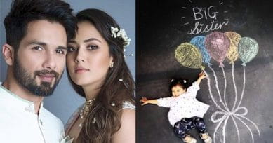 Shahid Kapoor And Mira Rajput Welcome Baby Boy In The Family!