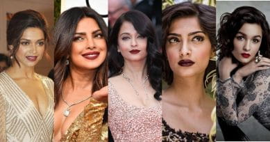 Make-up Tips For Sporting A Dark Lip Colour