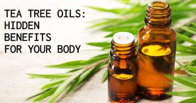 5 Tea Tree Oil Benefits For Your Body