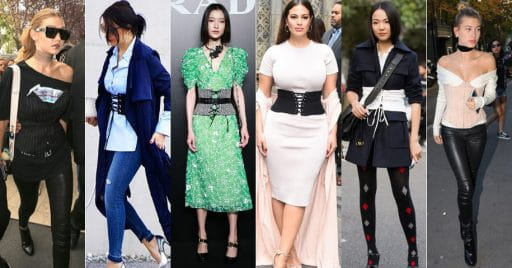 How To Style Corset Belts Like A Fashion Insider