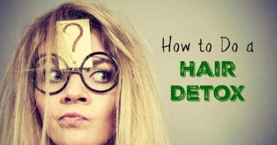 5 Detoxing Hacks For ALL Types Of Hair