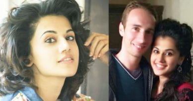 Tapsee Pannu Opened Up About The Topic Of Marriage