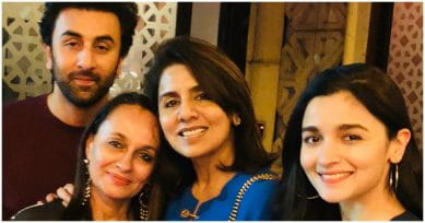 Birthday Treat: Neetu Singh And Alia Bhatt Have The Sweetest Wishes For Ranbir Kapoor