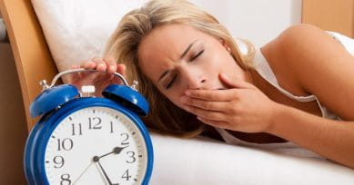 5 Sleep Disorders That Are Keeping You Awake