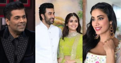 Karan Johar Revealed He'd Like To Cast Ranbir Kapoor, Alia Bhatt And Janhvi Kapoor In KKHH2