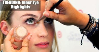 Make-up Trend Alert: Inner Eye Highlights