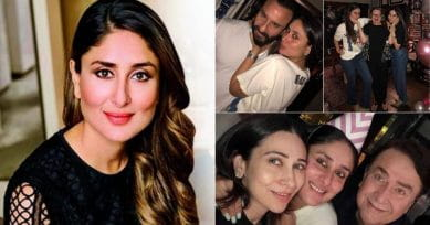 Kareena Kapoor Khan Brought In Her Birthday With Family and Close Friends