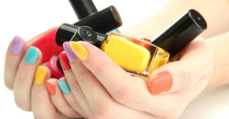 5 Cool Nail Colours That Are Trending Right Now