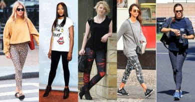 4 Ways To Style Statement Leggings