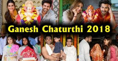 Bollywood Actors Who Bring Ganapati Bappa Home