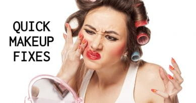 5 Easy Quick Fix Makeup Hacks For All