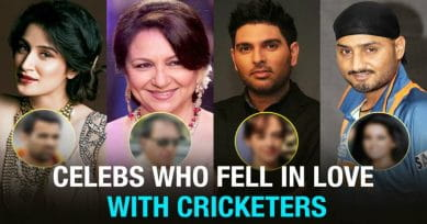 Celebs Who Married Cricketers Before Virushka!