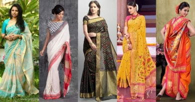 7 Cotton Saree Styles You Can Flaunt This Ganesh Chaturthi