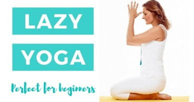 6 Yoga Poses Even The Laziest People Can Pull Off