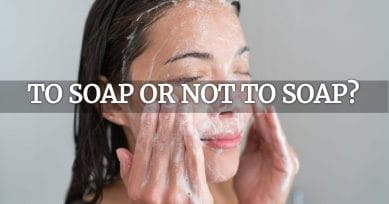 Soap Vs Face Wash: Here's The Clear Winner