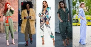 How To Look Stunning In Utility Jumpsuits