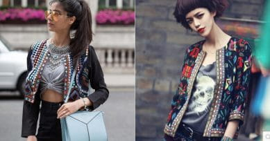 10 Traditional Jackets You Can Wear With Western Outfits