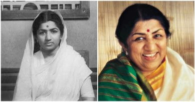 Happy Birthday Lata Mangeshkar: Rare Photos For A Walk Down The Memory Lane