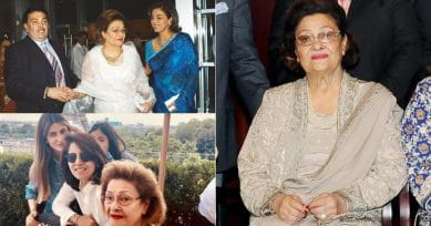 Krishna Raj Kapoor Passes Away After A Cardiac Arrest