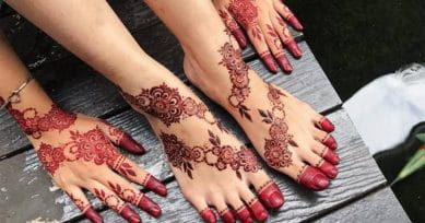Festive Special: Modern Mehendi Designs For The Trendy Woman