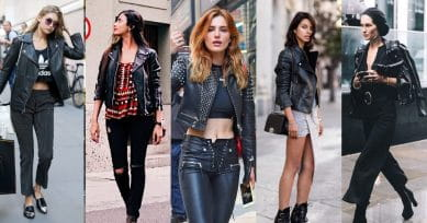 Can You Find Out Real Leather Jackets From The Fake Ones?