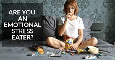 Are You Overeating Because Of Stress?