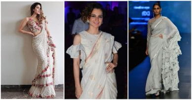 Trending Now: How To Add Ruffles To Ethnic Festive Wear