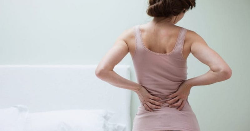 5 Exercises To Tackle The Lower Back Pain