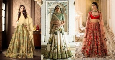 5 Exceptional Lehenga Skirts To Opt For This Festive Season