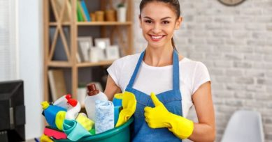 Festive Special: 1-Week House-Cleaning Plan For Busy People