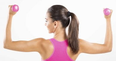 5 Exercises To Strengthen And Tone Your Arms