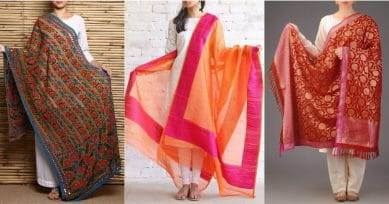 Handloom Dupattas To Choose From This Festive Season