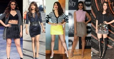 5 Fun Ways To Style Your Mini Skirts
