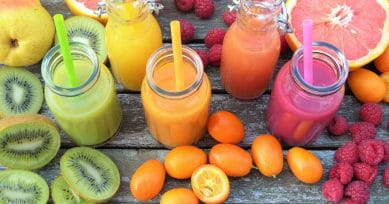 4 Yummy Weight Loss Smoothies To Sip On