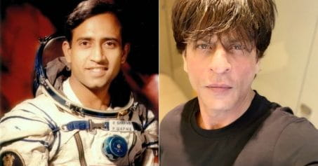 TITLE REVEALED: Rakesh Sharma's Biopic Starring Shah Rukh Khan Will Be Called…