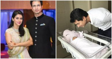 In Pics: Asin & Rahul Sharma Share FIRST Pictures Of Their Little One; Reveals Name