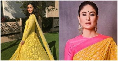 Navratri Special: Look Gorgeous In Yellow