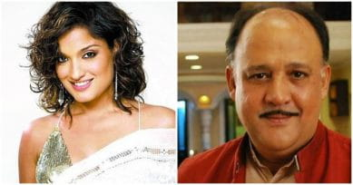 "#MeToo: ""Your Time Is Up,"" Actress Sandhya Mridul Calls Out Aloknath On Twitter"