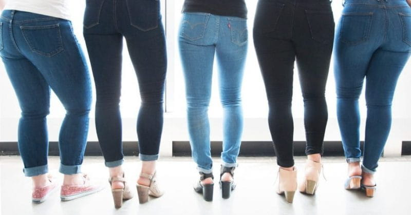 Find The Right Size Jeans With These Tips