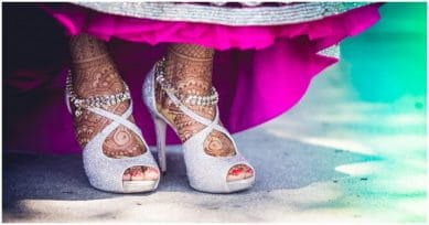 5 Types Of Footwear To Go With Every Indian Outfit