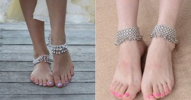 10 Traditional Styles Of Anklets You Can Flaunt This Festive Season