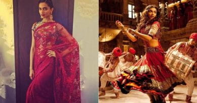 Navratri Special: Paint The Town Red On Day 7