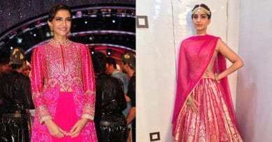 Navratri Special: Choose Nature-Inspired Pinks