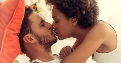 5 Types Of Kisses That Will Lead To Amazing Sex