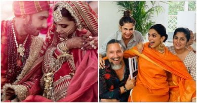 And The Cost Of Deepika's Wedding Lehenga Is… Click To See!