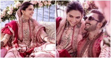 PICTURES INSIDE: Deepika Padukone Just Shared The Cutest Photos From Her Mehendi Function