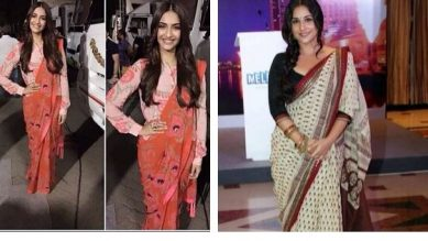 Winter Special: 6 Styling Tips For Wearing Saree At Work